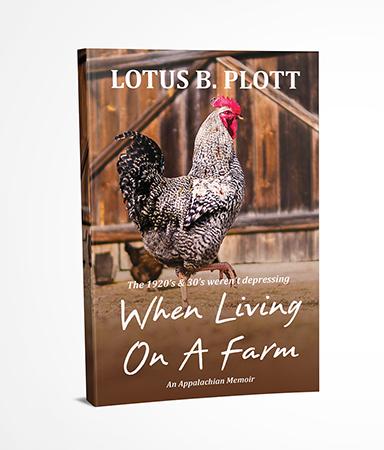 Lotus Plott Releases Appalachian Memoir