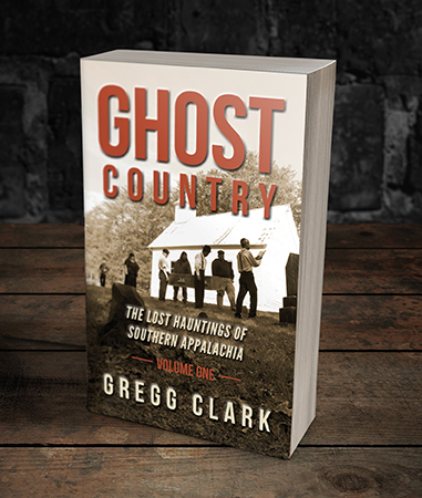 Gregg Clark Releases Anticipated Novel Ghost Country
